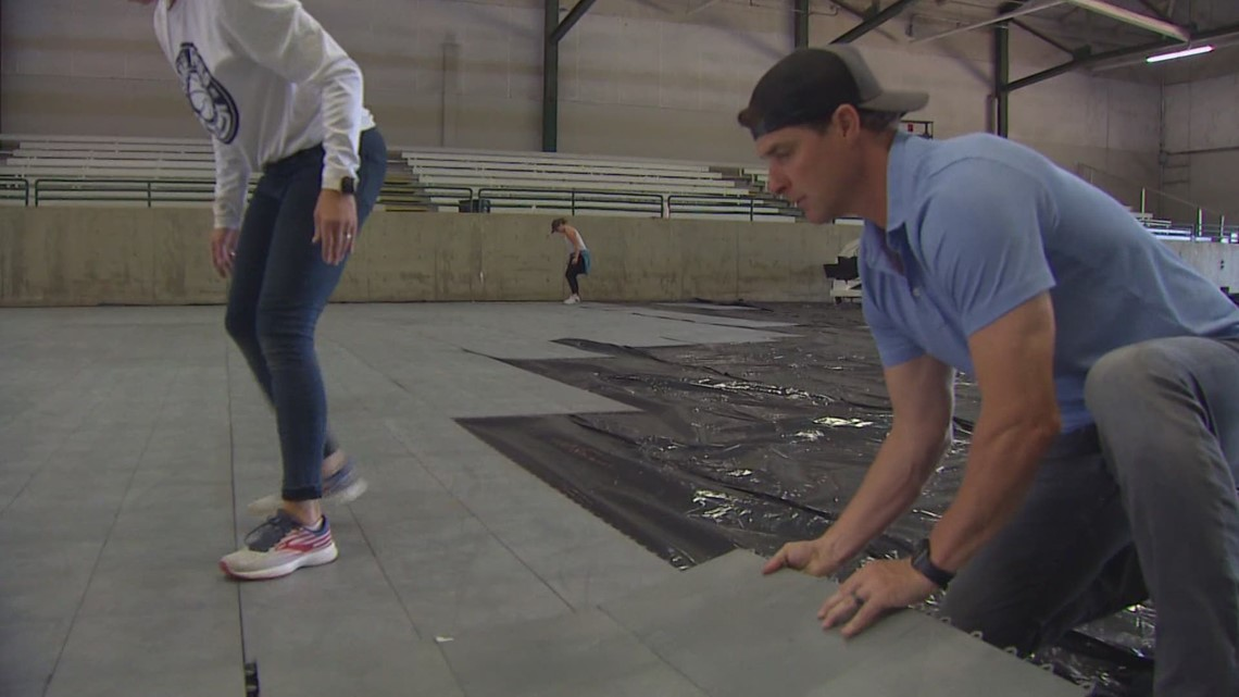 Pierce County community rallies to find student athletes new location to play basketball