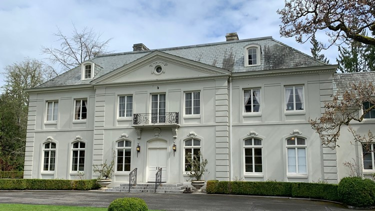 Bloedel Manor House