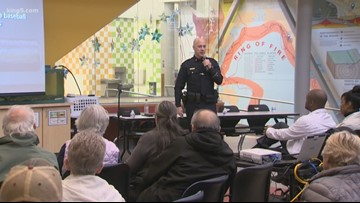 Bellevue police increase patrols after uptick in violent crime
