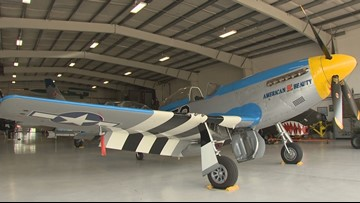History still flies at Olympic Flight Museum