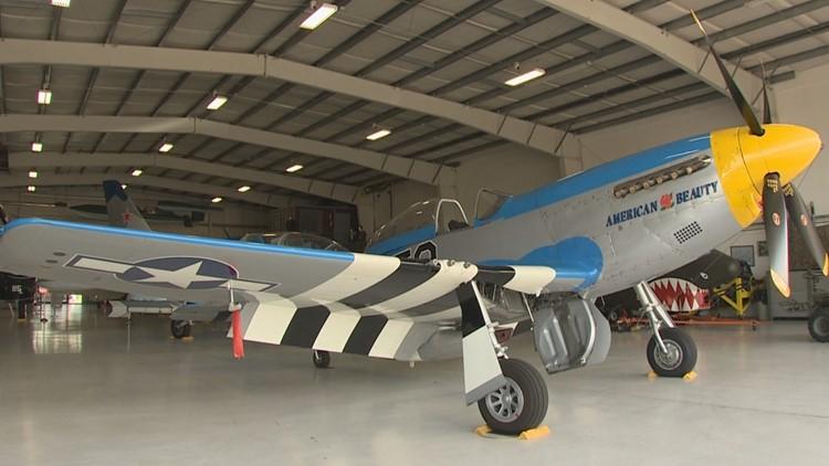 History still flies at Olympic Flight Museum