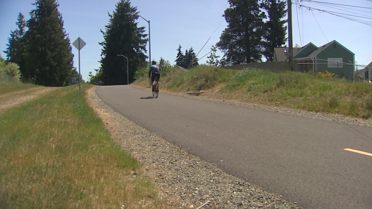 Outdoor trail in east Tacoma is 'bringing new life' to the area