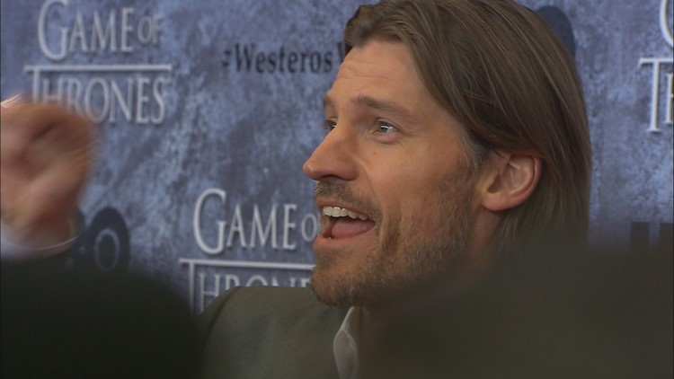 2013 Game of Thrones Premiere - Nikolaj Coster-Waldau