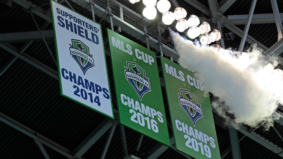 Amazon Acquires Streaming Rights To Seattle Sounders Matches King5 Com