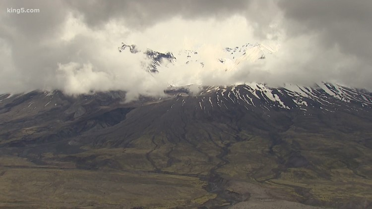 Mount St. Helens isn't Washington state's only volcanic threat