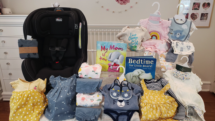 Must-have baby basics for expectant parents