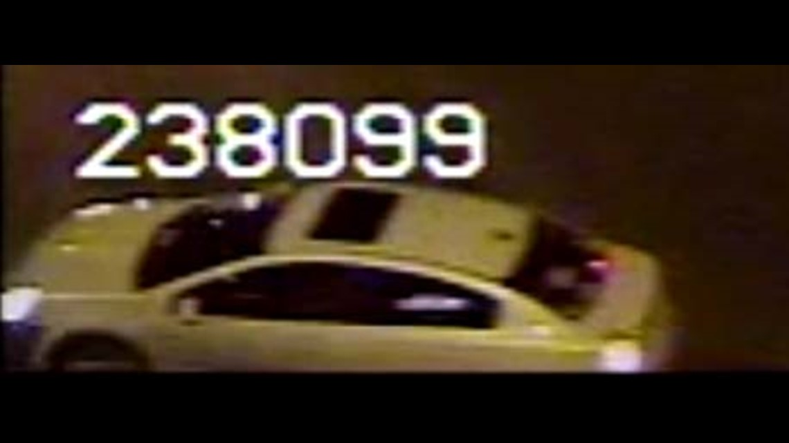 Photos: Suspect vehicle in Edmonds 7-Eleven shooting