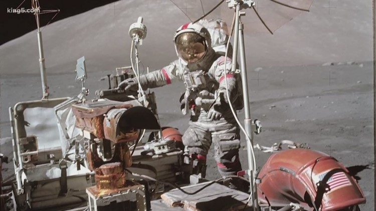 Apollo Lunar Rovers built in Kent receive historic landmark designation