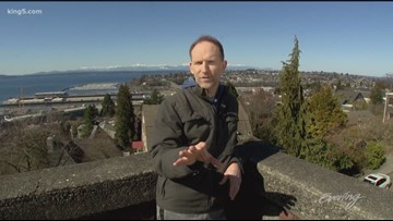Tues 3/5, Queen Anne Stairs, Full Episode KING 5 Evening
