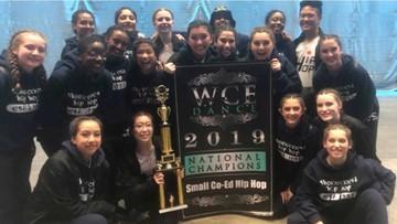Shorecrest dance team takes home 4th national championship