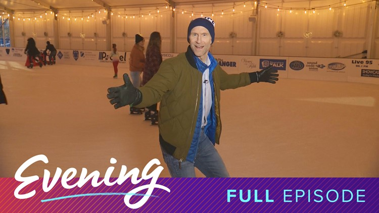 Fri 12/6, Olympia Special at Oly on Ice, Full Episode, KING 5 Evening