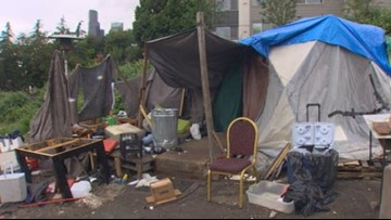 Seattle app slammed with hundreds of fake homeless reports