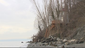 This Magnolia Treehouse on the beach could be yours - Unrealestate