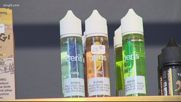 Local vapor shop owner worried about potential ban