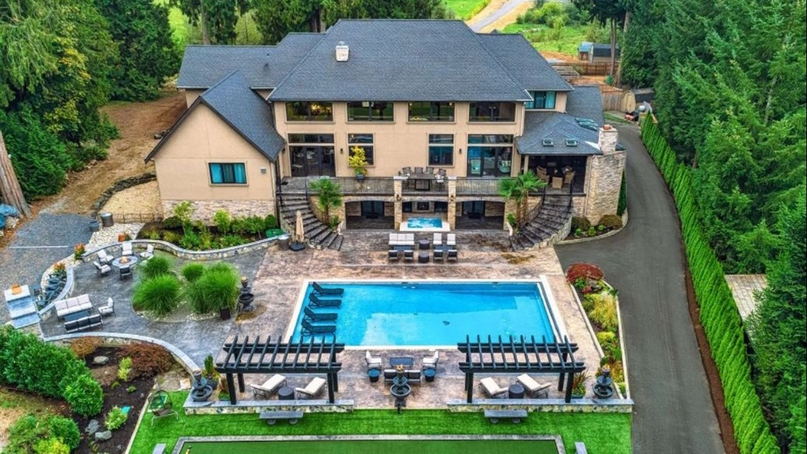 Woodinville home has so many amenities you may never want to leave - Unreal Estate