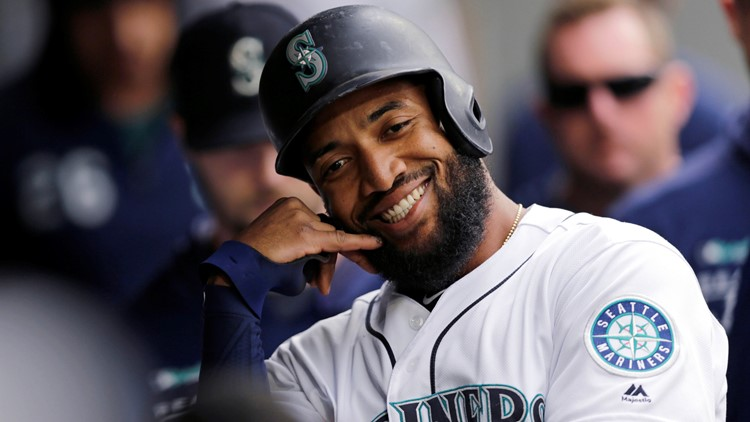 Santana has 2 HRs, 5 RBIs in Mariners' 8-2 win over Royals