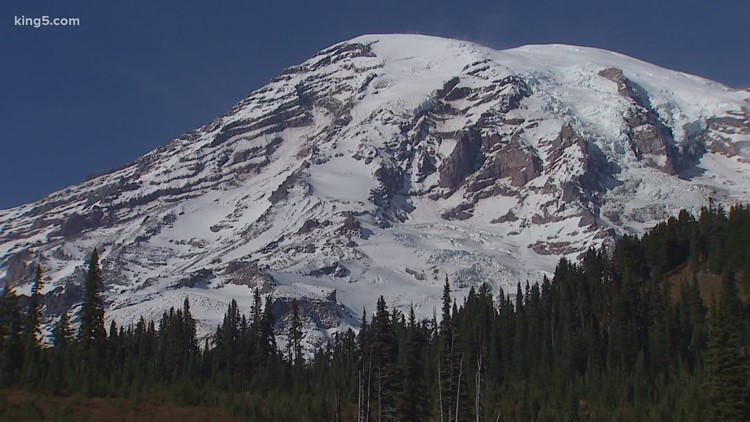 Public comment sought for proposal to expand volcano detection system around Mount Rainier
