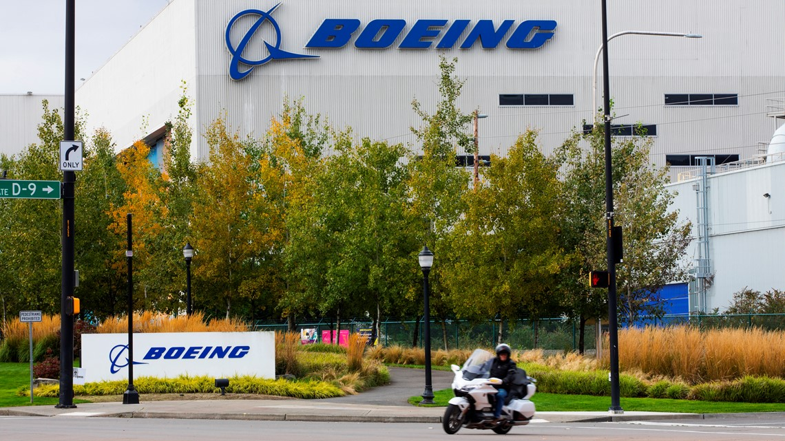 Boeing has profitable quarter for 1st time since 2019
