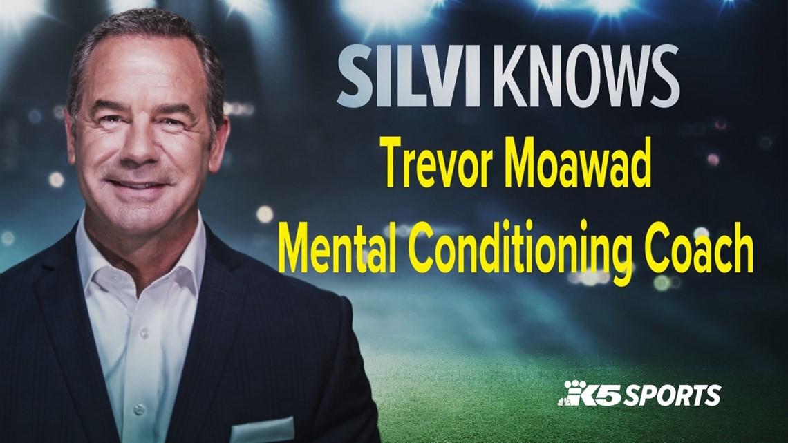 PODCAST   Silvi Knows: Trevor Moawad