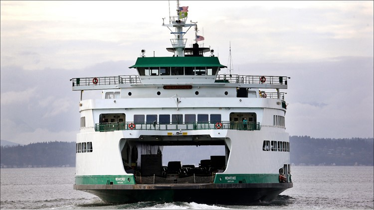 Longer sailing times possible during January ferry schedule change