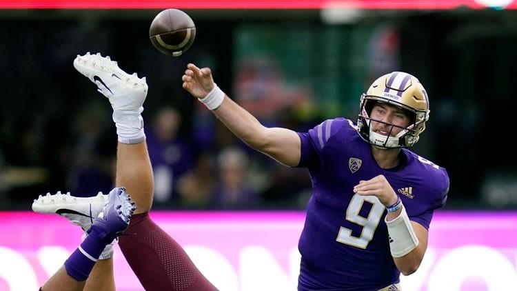 Huskies lose to Montana 7-13