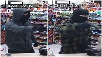 Suspect may have robbed Everett store twice in 9 days, police say