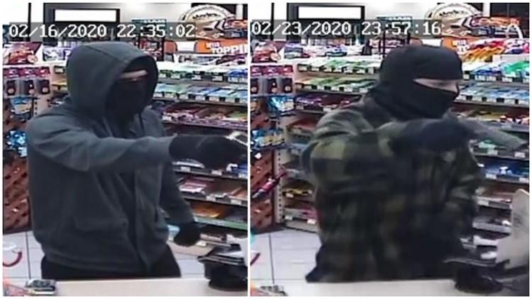 Everett AMPM robbery