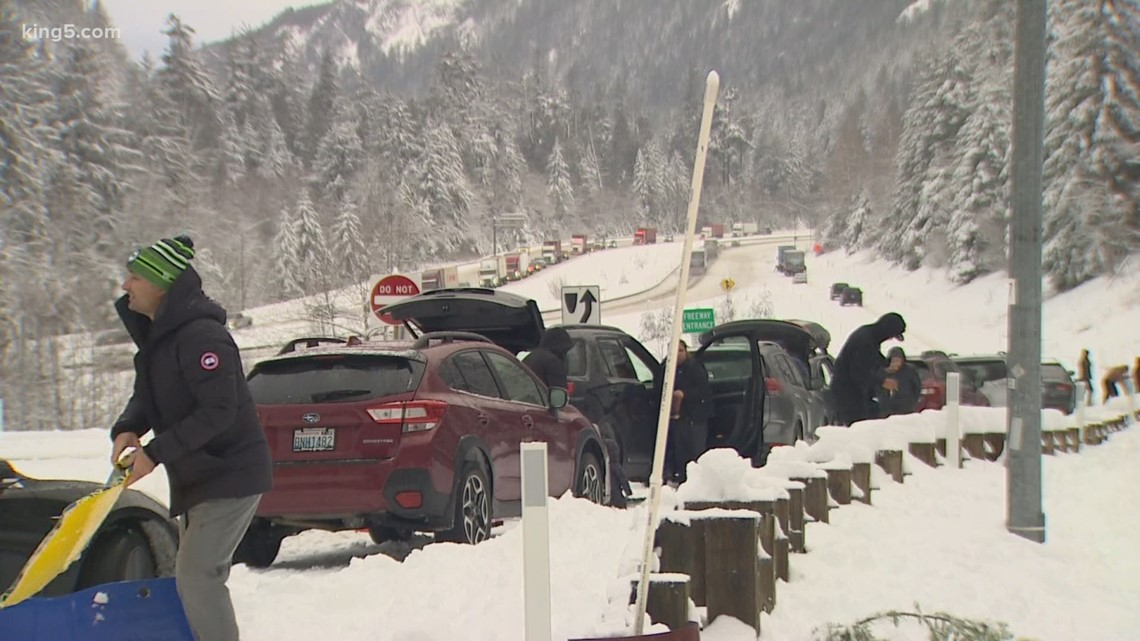 Overcrowding causes safety concerns in Cascades