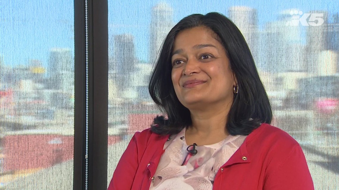 Jayapal on Medicare for all, Mueller investigation, impeachment