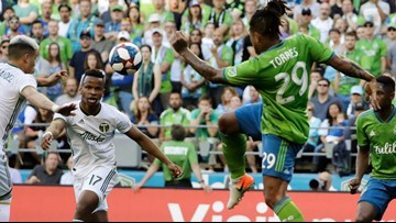 Sounders defender Roman Torres suspended 10 games