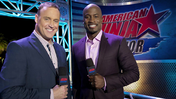 American Ninja Warrior host's life story has been filled with obstacles