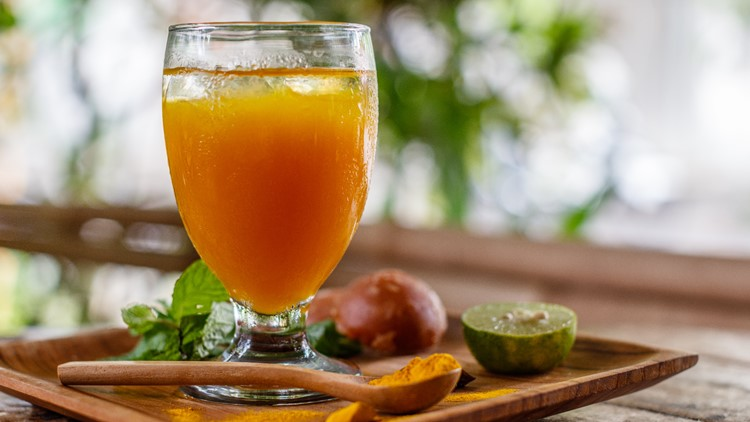 How to make an Indonesian wellness drink