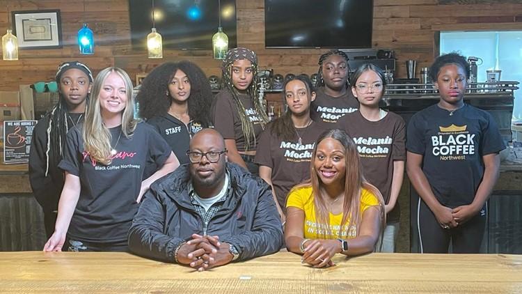 Shoreline coffee shop blends business with activism