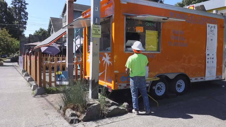 'Tech Taco Truck' in Seattle's Central District provides much more than just food