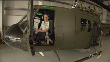 6/12 Wed, Olympic Flight Museum in Olympia, Full Episode, KING 5 Evening