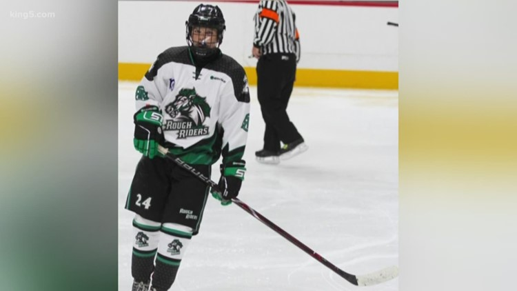 Teen recovering from cancer will be honored at Seattle Thunderbirds game