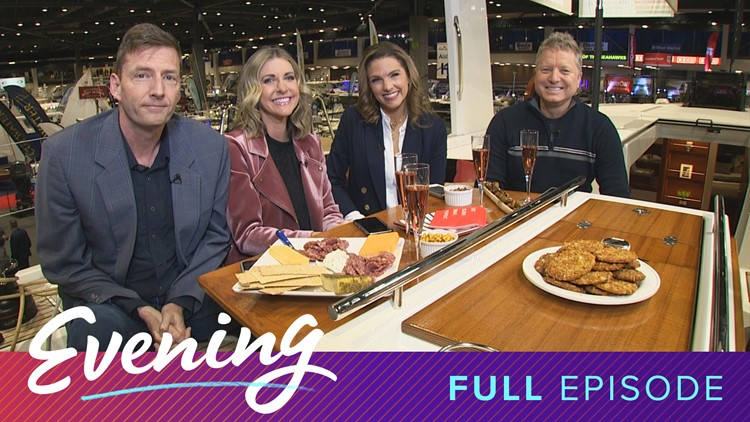 Mon 1/27, The Seattle Boat Show, Full Episode, KING 5 Evening
