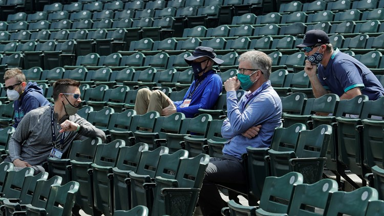 Mariners doing damage control with players after disparaging comments from former CEO