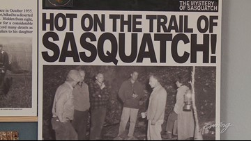 Real or hoax? A new Bigfoot exhibit is drawing standing-room crowds in Lacey