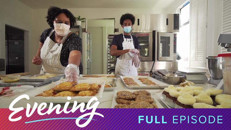 Shikorina Pastries & West Seattle's Round House | Full Episode - KING 5 Evening