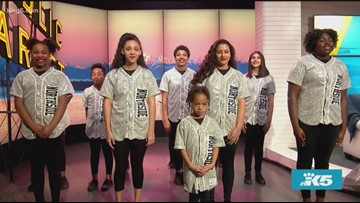The Northside Step Team spreads hope through performance - New Day Northwest