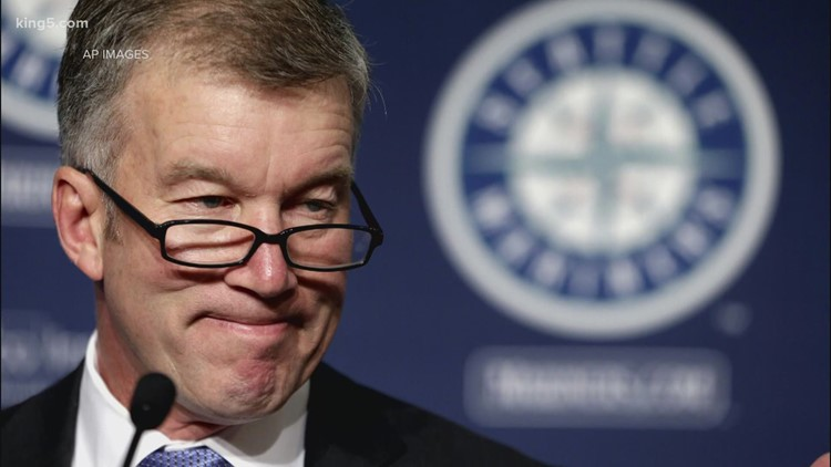 Mariners CEO Kevin Mather resigns after fallout from controversial speech