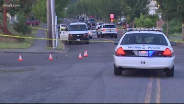 Fatal shooting in Tacoma leaves 2 dead
