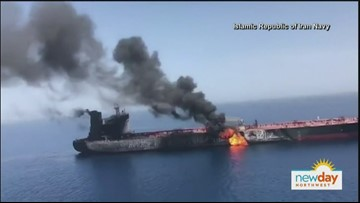 Military and intelligence expert weighs in on tanker attack - New Day Northwest