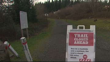 King County tells Lake Sammamish residents to clear trail for public use