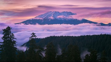 Swarm of earthquakes at Mount St. Helens poses no imminent threat