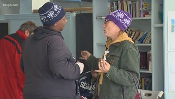 Bremerton overnight homeless shelter loses home