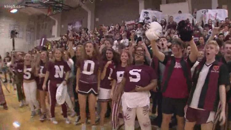 Pep Rally of the Week: Mercer Island High School