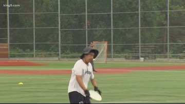 Ultimate frisbee gaining popularity in the Northwest