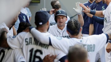 Seager hits tiebreaking HR, Mariners beat Blue Jays 4-3